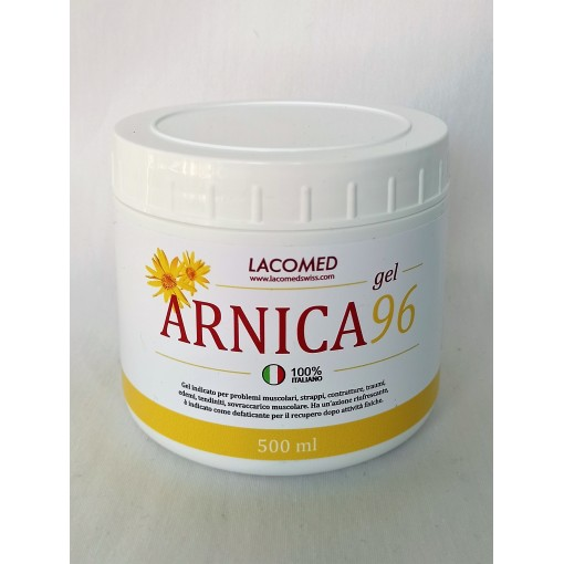 LACOMED GEL ARNICA 96 500 ML.