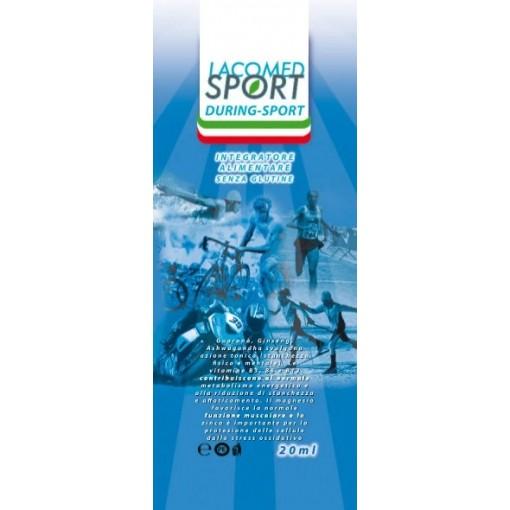 Gel energetico sportivo During Sport