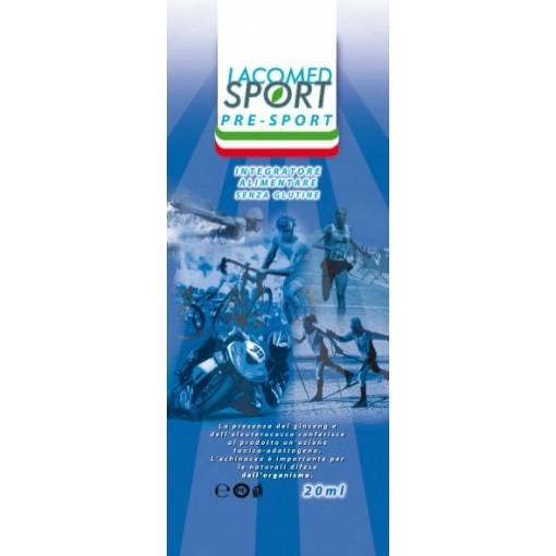 Gel energetico sportivo Pre Sport